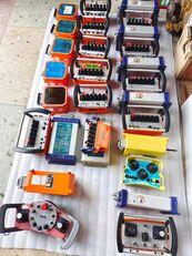 PUTZMEISTER remote control  bomba de hormigón