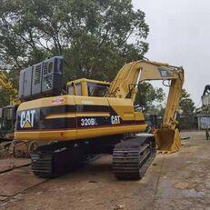 CATERPILLAR 320BL excavadora de cadenas