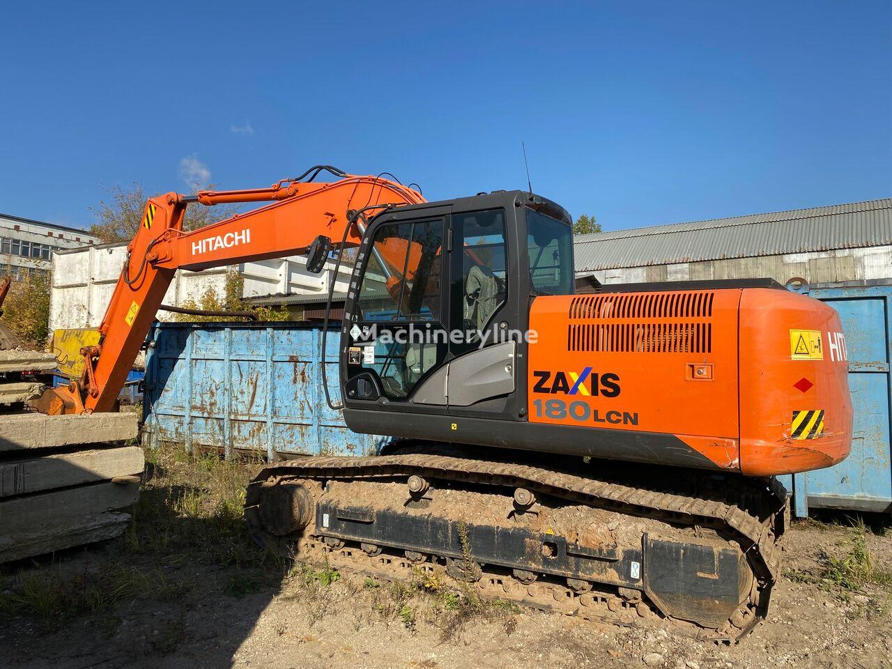 HITACHI ZX180LCN-5G excavadora de cadenas