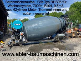 CIFA RHS95 hormigonera