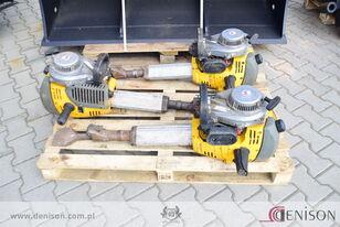 Wacker Neuson BH55W , 28X160 , 55J , 26kg  martillo neumático