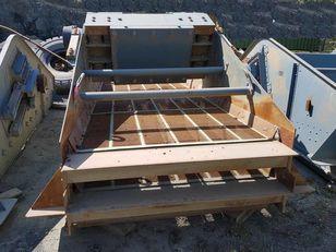 KRUPP 2-Deck screen 5 x 1,8 m criba vibratoria