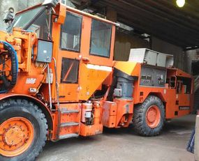 TAMROCK T08S-290C máquina rozadora
