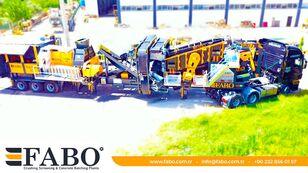 FABO FULLSTAR-60 Crushing, Washing & Screening  Plant planta trituradora móvil nueva
