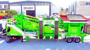 FABO ME 1645 SERIES MOBILE SAND SCREENING PLANT planta trituradora móvil nueva