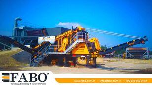 FABO MEY-1645 planta trituradora móvil nueva