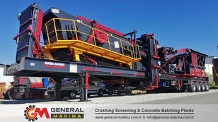 GENERAL MAKİNA GNR02 Mobile Stone Crushing planta trituradora móvil nueva