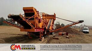 GENERAL MAKİNA GNR800 Stone Crusher planta trituradora móvil nueva