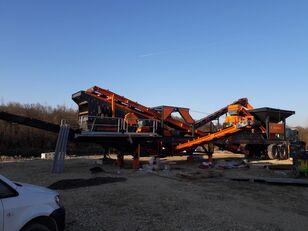 POLYGONMACH PMVS-70 Mobile vertical impact crusher planta trituradora móvil nueva