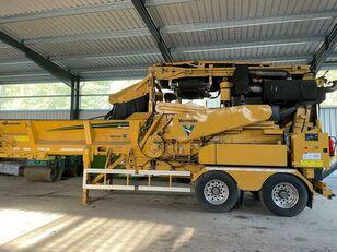 VERMEER  Schredder HG 4000 planta trituradora móvil
