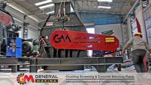 GENERAL MAKİNA GNR 65 Tertiary trituradora de impacto nueva
