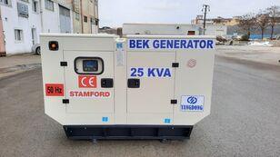 BEK GENERATOR BGY25 generador de diésel nuevo