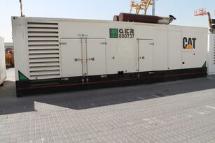 CATERPILLAR 3512B generador de diésel