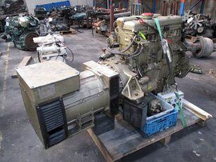 DAF 615 TURBO generador de diésel