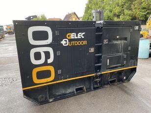 GELEC OUTDOR-90 YC generador de diésel siniestrado