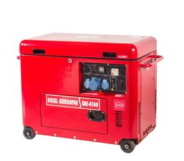JAVAC 6,3 KVA, SD6500B Generator 230/380v 50hz generador de diésel nuevo