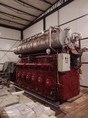 MDW MTU 6 VDG 48 / 42 AL 2650 KW Elektrownia Spalinowa 2,5 MW 2500 K generador de diésel