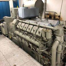 MWM 1000 kVA generador de diésel