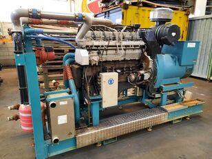 SCANIA DC1254A generador de diésel