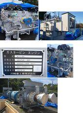 KAWASAKI 12MW, GAS-TURBINE POWER PLANT generador de gas nuevo