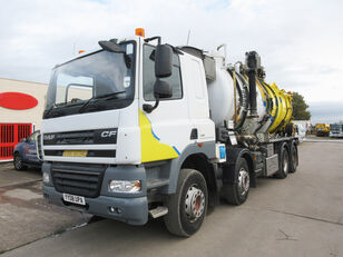DAF CF85.460 camión de vacío