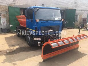 MAZ 4371 máquina comunitaria universal nueva