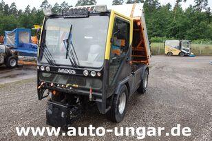 MULTICAR Ladog T 1400 4x4x4 Kipper Kommunal Allrad Allradlenkung Motorsch máquina comunitaria universal
