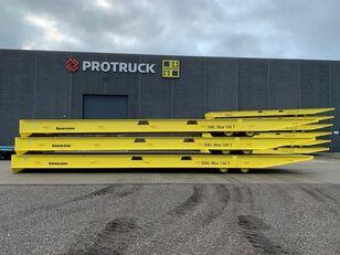 SEACOM RT40-100 Ton roll trailer nuevo